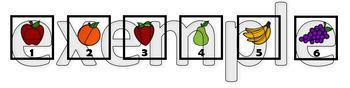 La course des fruits