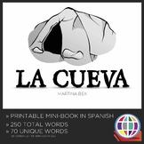 La cueva Printable mini-book in Spanish