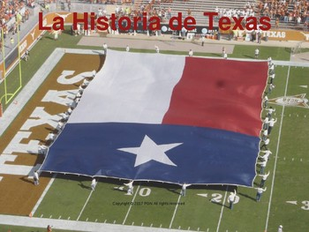Spanish culture: a mini unit about Texas