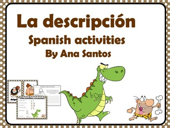 La descripción Spanish activities