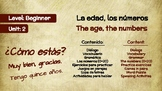 La edad, los números - The Age, The Numbers - Complete Les