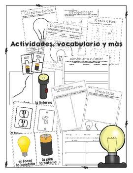 La electricidad/ Electricity Unit in Spanish