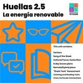 La energía renovable Google Drive version