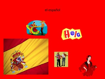 La escuela PowerPoint Spanish School and Subject Vocabulary PPT