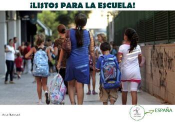 Listos para la escuela 3