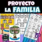 La familia Proyecto Educación Infantil y Primaria Español Spanish