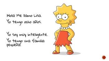 La familia TPRS - Spanish Family Story
