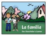 La familia - Beginning Spanish Story