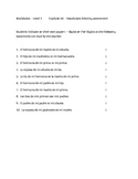 La familia - listening assessment - Realidades Level 1 chapter 5A