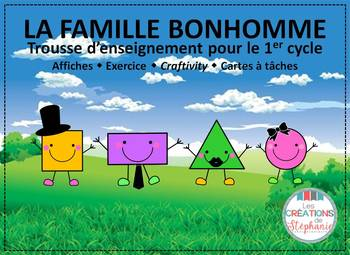 La famille Bonhomme