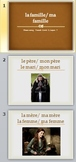 La famille - Game of Thrones powerpoint