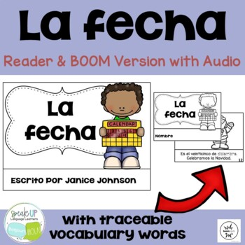 La fecha {Giving the Date & Spanish celebrations} & Vocabulary Pack