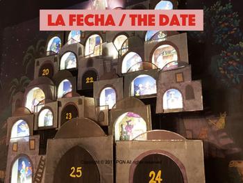 The date in Spanish/ La fecha en español
