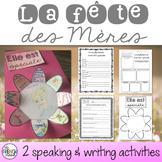La fête des Mères French Mother's day activities