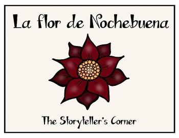 La flor de Nochebuena - The Legend of the Poinsettia