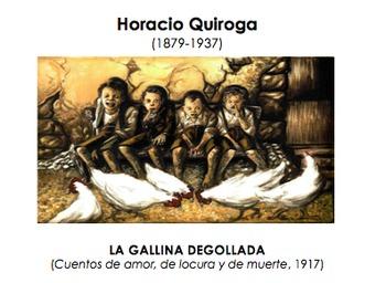 La gallina degollada - Horacio Quiroga