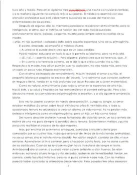 La gallina degollada | Horacio Quiroga | Las familias y las comunidades