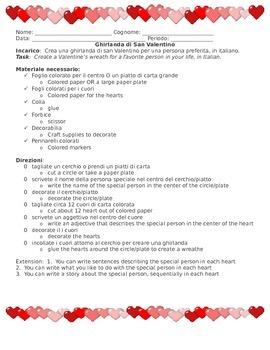 La ghirlanda di valentino--Valentine's Wreath
