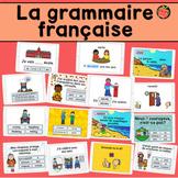 La grammaire française paquet   Boom Cards bundle