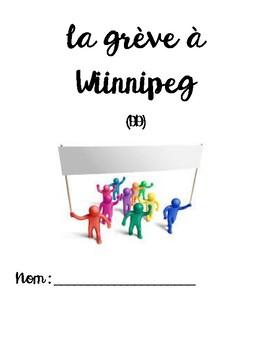 La grève de Winnipeg 1919