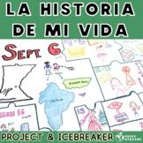 La historia de mi vida: A Project & Icebreaker for Heritag