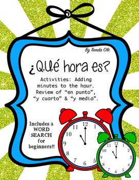 La hora y los minutos (Part II)