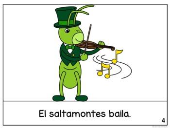 La hormiga y el saltamontes ~ The Ant and the Grasshopper Readers {Bilingual}