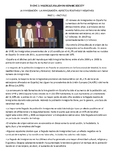 La inmigración (Immigration): Spanish speaking, reading and writing activities.