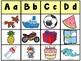 La lettre initiale - Ensemble - 2 jeux d'association