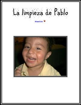 Spanish La limpieza de Pablo