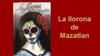 La llorona de Mazatlan A curriculum