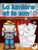 La lumière et le son - Sciences - Light and sound
