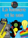 Module sur la lumière et le son (French Light and Sound Unit)