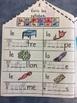 """La maison de Zoé- FRENCH- Phonic Student Work Booklet: le son """"é""""-Grade 1"""