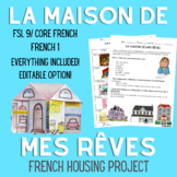 La maison de mes rêves projet | Dream House Project - FSL