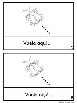 La mariposa ~ The Butterfly ~ Readers {Bilingual Bundle}