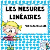 La mesure: Non standard Measurement Unit in French