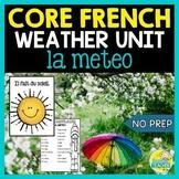 La météo, French Weather Unit