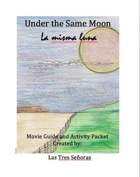 La misma luna: Under the Same Moon Movie Guide & Activity Packet (Hard Good)