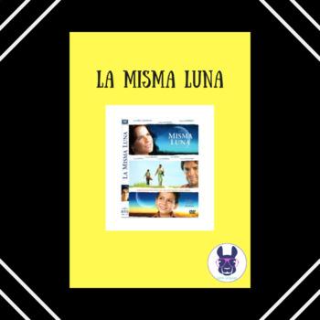 La misma luna guía - The Same Moon Movie Guide - Spanish