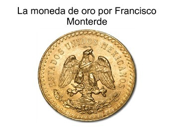 La moneda de oro Vocab. ppt