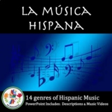 La música hispana - 14 Genres of Hispanic Music