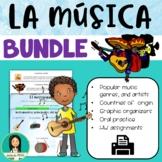 La musica latina BUNDLE