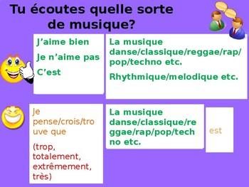 La musique / Music