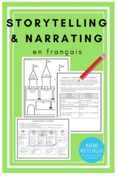 Storytelling & Narrating   en français