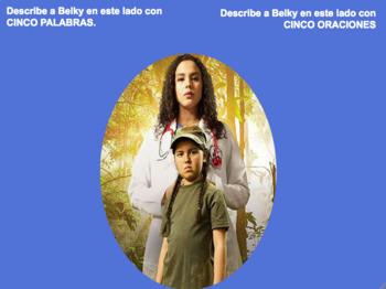 La niña. Telenovela colombiana
