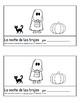 La noche de las brujas-- Halloween en español, PK-2nd, primer, Spanish workbook