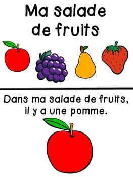 La nourriture: Des fruits et des légumes