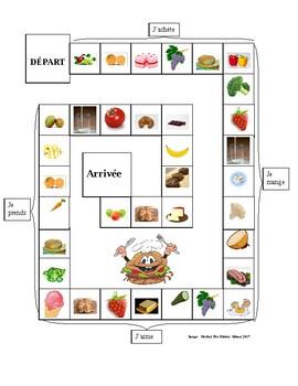 La nourriture et les déterminants partitifs