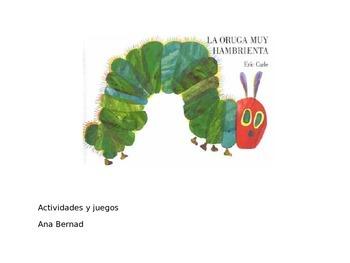 La oruga muy hambrienta: ac... by Aprender es divertido | Teachers ...